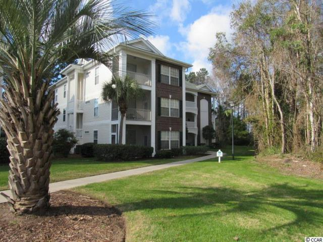 464 River Oaks Dr. 67-D, Myrtle Beach, SC 29579 (MLS #1901190) :: The Greg Sisson Team with RE/MAX First Choice