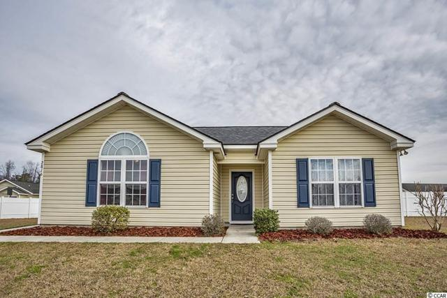 2816 Green Pond Circle, Conway, SC 29527 (MLS #1901191) :: Right Find Homes