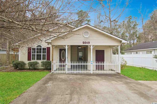 5649 Tern Hall Dr., Myrtle Beach, SC 29588 (MLS #1901205) :: The Greg Sisson Team with RE/MAX First Choice