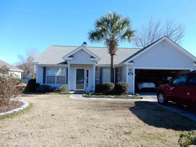 4064 Grousewood Dr., Myrtle Beach, SC 29588 (MLS #1901210) :: The Hoffman Group