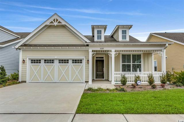1658 Suncrest Dr., Myrtle Beach, SC 29577 (MLS #1901213) :: Right Find Homes