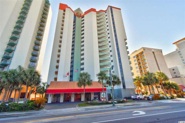 2701 N Ocean Blvd. #1260, Myrtle Beach, SC 29577 (MLS #1901222) :: The Greg Sisson Team with RE/MAX First Choice