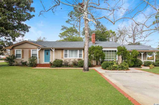 4601 Camellia Dr., Myrtle Beach, SC 29577 (MLS #1901226) :: The Greg Sisson Team with RE/MAX First Choice