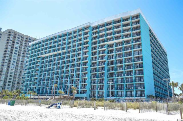 1501 Ocean Blvd. S #1407, Myrtle Beach, SC 29577 (MLS #1901237) :: The Greg Sisson Team with RE/MAX First Choice