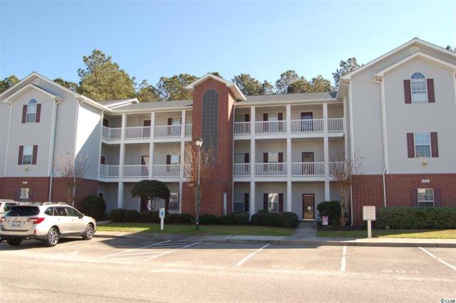 4818 Innisbrook Ct. #11, Myrtle Beach, SC 29579 (MLS #1901238) :: James W. Smith Real Estate Co.