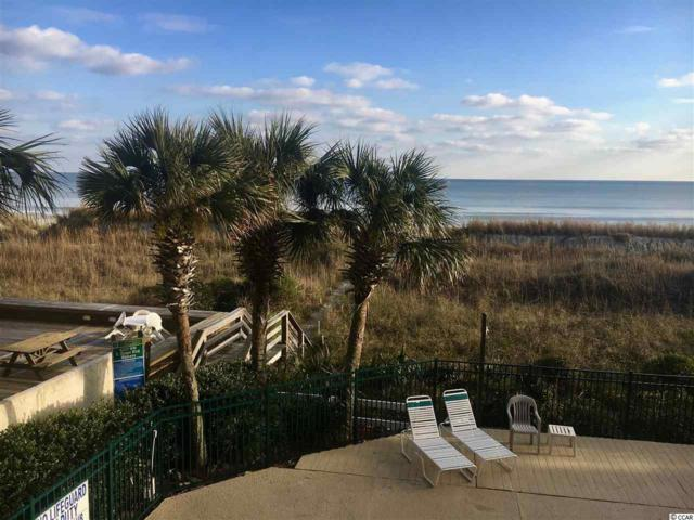 4301 S Ocean Blvd. 1-A, North Myrtle Beach, SC 29582 (MLS #1901247) :: The Greg Sisson Team with RE/MAX First Choice