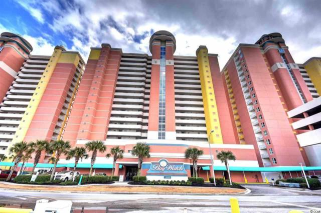 2701 S Ocean Blvd. #1835, North Myrtle Beach, SC 29582 (MLS #1901250) :: The Greg Sisson Team with RE/MAX First Choice