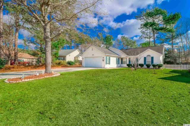 9618 Kings Grant Dr., Murrells Inlet, SC 29576 (MLS #1901258) :: The Greg Sisson Team with RE/MAX First Choice