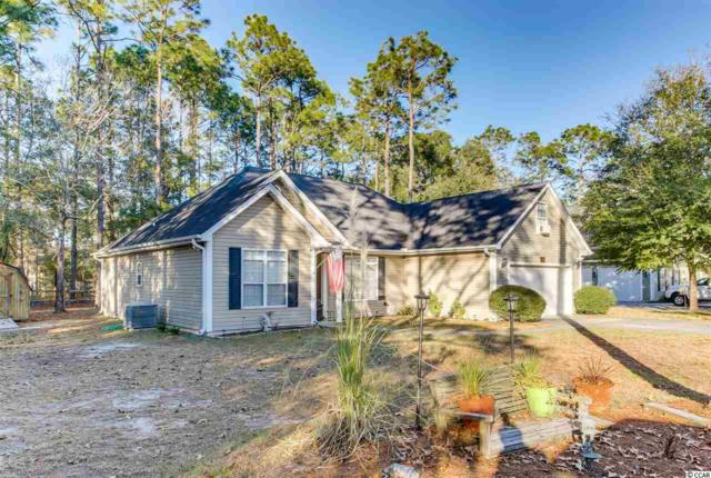 130 Greenfield Dr., Pawleys Island, SC 29585 (MLS #1901261) :: The Greg Sisson Team with RE/MAX First Choice