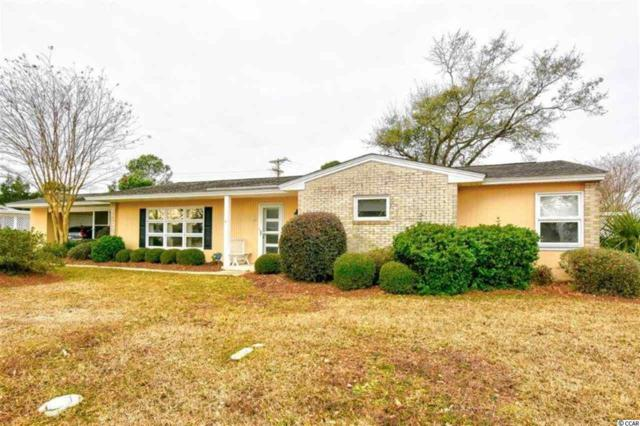631 Hibiscus Ave. #631, Myrtle Beach, SC 29577 (MLS #1901277) :: James W. Smith Real Estate Co.
