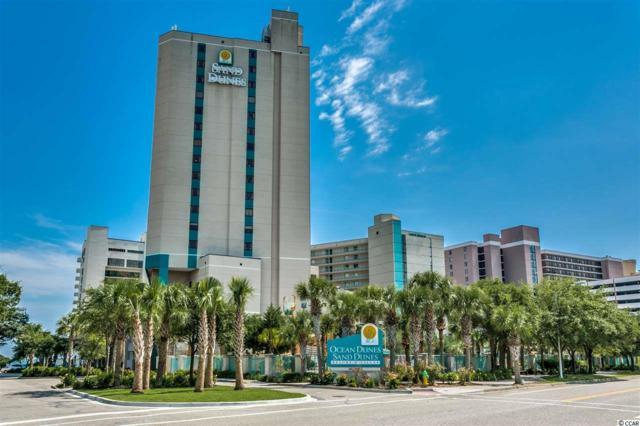 205 74th Ave. N #1606, Myrtle Beach, SC 29572 (MLS #1901278) :: Garden City Realty, Inc.