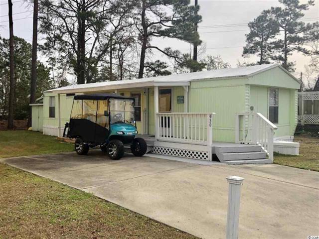 930 Foxfire Dr., North Myrtle Beach, SC 29582 (MLS #1901289) :: Myrtle Beach Rental Connections