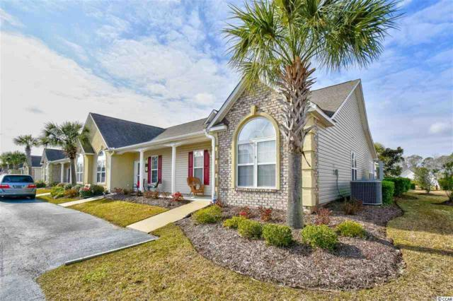 947 Wrigley Dr. #947, Myrtle Beach, SC 29588 (MLS #1901300) :: James W. Smith Real Estate Co.
