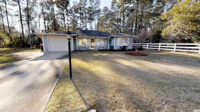 118 Colonial Circle, Murrells Inlet, SC 29576 (MLS #1901319) :: Right Find Homes