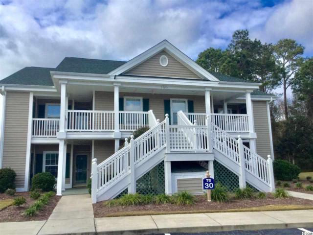 1123 Blue Stem Dr. 30 A, Pawleys Island, SC 29585 (MLS #1901330) :: Right Find Homes