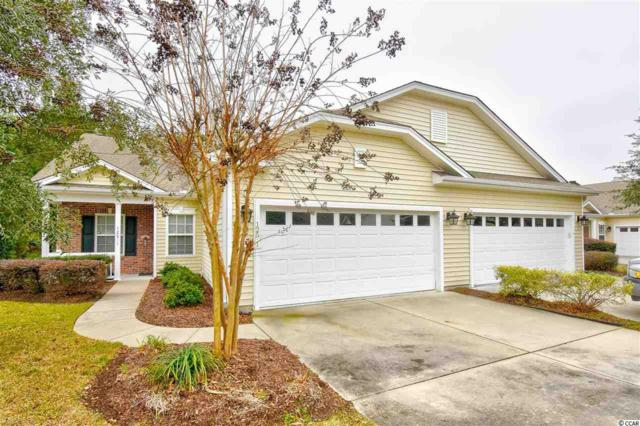 125 Knights Circle #1, Pawleys Island, SC 29585 (MLS #1901359) :: The Lachicotte Company