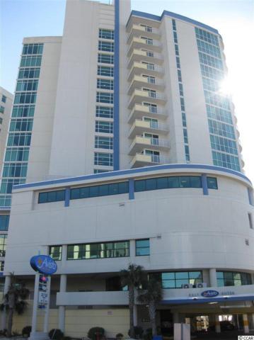 300 N Ocean Blvd. #903, North Myrtle Beach, SC 29582 (MLS #1901392) :: Right Find Homes