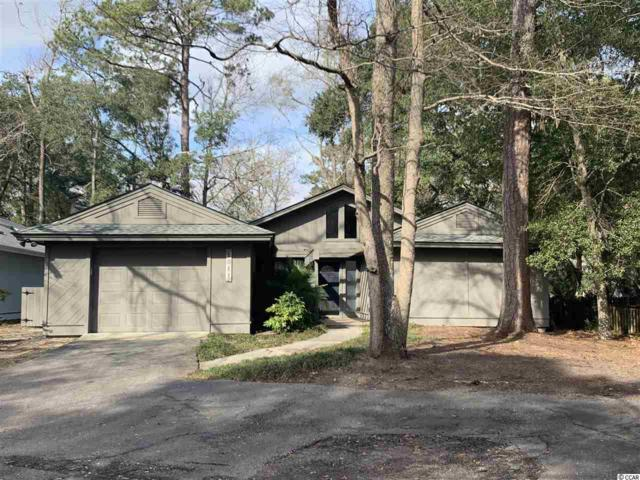 1011 Briarwood Ct., Myrtle Beach, SC 29572 (MLS #1901395) :: The Trembley Group