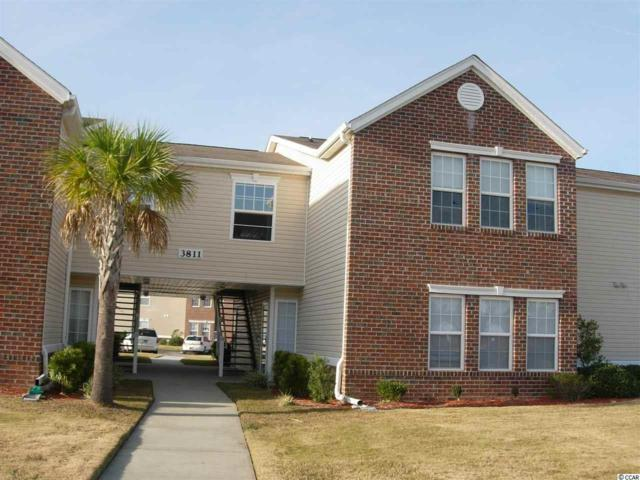 3811 Maypop Circle B, Myrtle Beach, SC 29588 (MLS #1901412) :: Garden City Realty, Inc.