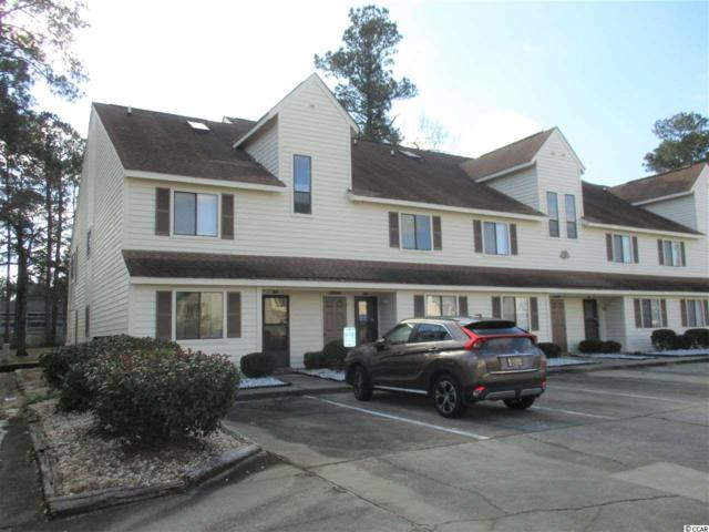 510 Fairwood Lakes Dr. 11-D, Myrtle Beach, SC 29588 (MLS #1901421) :: Garden City Realty, Inc.