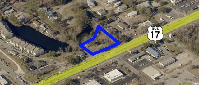 TBD Highway 17 Business, Murrells Inlet, SC 29576 (MLS #1901425) :: The Homes & Valor Team