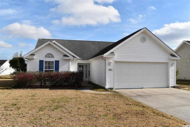 313 Harbour Reef Dr., Myrtle Beach, SC 29588 (MLS #1901439) :: Right Find Homes