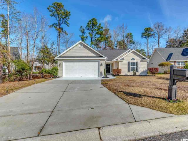596 West Oak Circle Dr., Myrtle Beach, SC 29588 (MLS #1901454) :: Right Find Homes