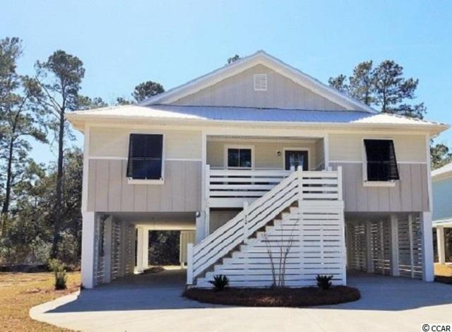 31 Tidelands Trail, Pawleys Island, SC 29585 (MLS #1901478) :: The Litchfield Company