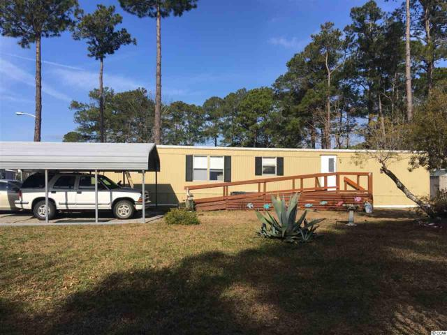 23 Seaway Lln., Murrells Inlet, SC 29576 (MLS #1901491) :: The Greg Sisson Team with RE/MAX First Choice
