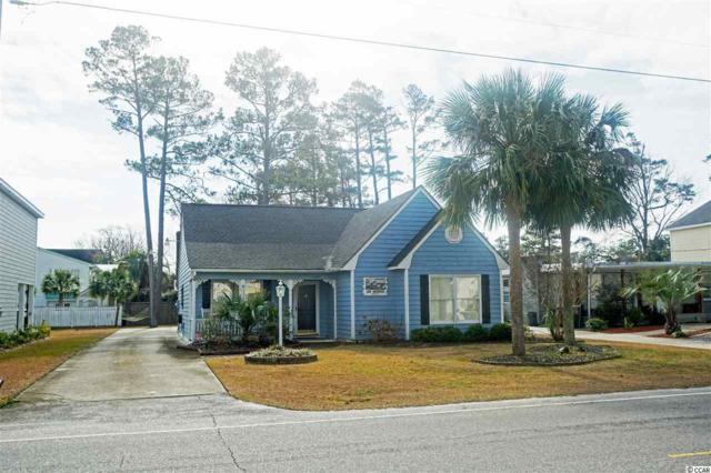 1309 Hillside Dr. S, North Myrtle Beach, SC 29582 (MLS #1901503) :: The Homes & Valor Team
