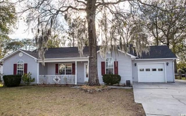 109 Deer Trace Circle, Myrtle Beach, SC 29588 (MLS #1901504) :: James W. Smith Real Estate Co.