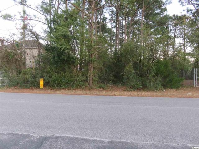1617 S Madison Dr., North Myrtle Beach, SC 29582 (MLS #1901510) :: Grand Strand Homes & Land Realty
