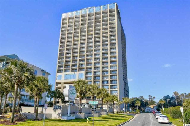 5523 N Ocean Blvd. #1207, Myrtle Beach, SC 29577 (MLS #1901531) :: Myrtle Beach Rental Connections