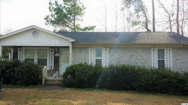 805 Geddings Dr., Myrtle Beach, SC 29588 (MLS #1901534) :: James W. Smith Real Estate Co.