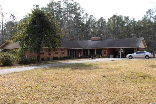3270 Long Avenue Ext., Conway, SC 29526 (MLS #1901542) :: The Homes & Valor Team