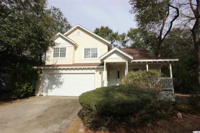 38 Voyagers Dr., Pawleys Island, SC 29585 (MLS #1901557) :: The Homes & Valor Team