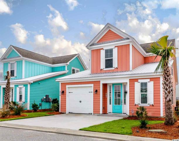 5318 Sea Coral Way, North Myrtle Beach, SC 29582 (MLS #1901577) :: The Homes & Valor Team