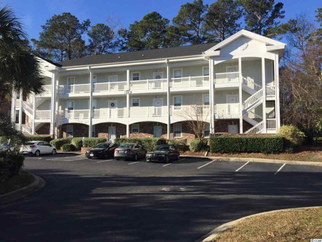 686 Riverwalk Dr. #103, Myrtle Beach, SC 29579 (MLS #1901592) :: The Homes & Valor Team