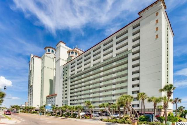 3000 N Ocean Blvd. #123, Myrtle Beach, SC 29577 (MLS #1901604) :: The Hoffman Group