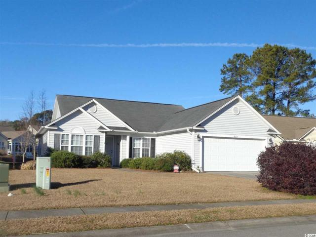 807 Sultana Dr., Little River, SC 29566 (MLS #1901616) :: SC Beach Real Estate