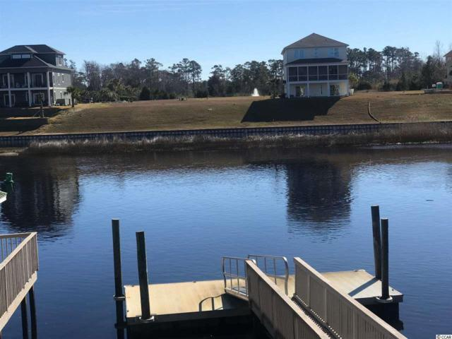 105 Palmetto Harbour Dr., North Myrtle Beach, SC 29582 (MLS #1901627) :: The Hoffman Group