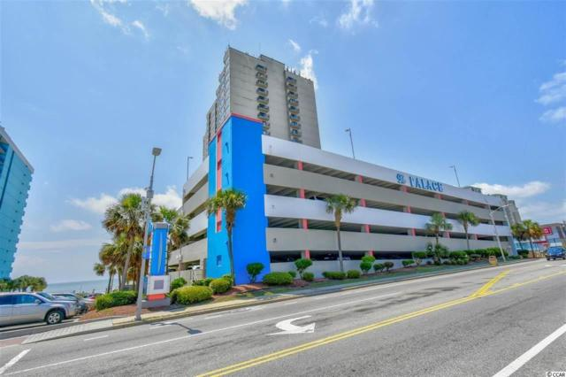 1605 S Ocean Blvd. #709, Myrtle Beach, SC 29577 (MLS #1901645) :: The Greg Sisson Team with RE/MAX First Choice