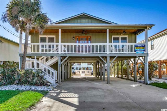 331 55th Ave. N, North Myrtle Beach, SC 29582 (MLS #1901656) :: The Trembley Group