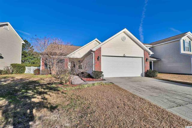 3807 Barrington Ln., Myrtle Beach, SC 29588 (MLS #1901661) :: The Hoffman Group