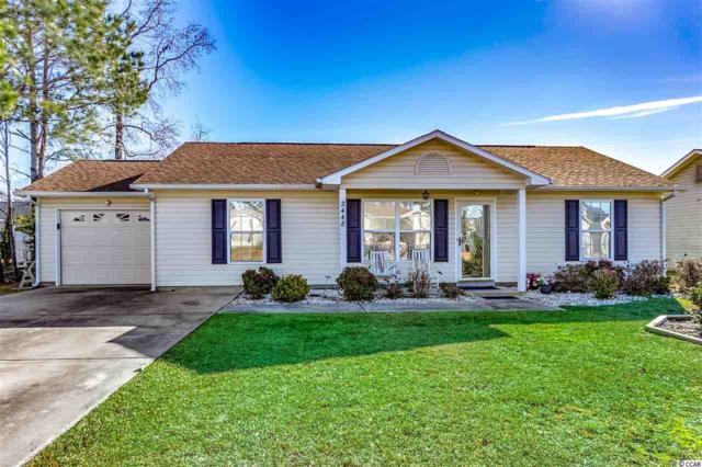 2448 Morlynn Dr., Myrtle Beach, SC 29577 (MLS #1901665) :: SC Beach Real Estate