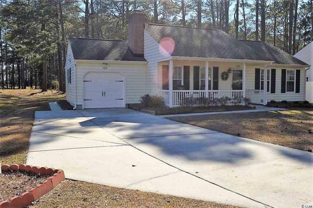 120 Woodlake Dr., Murrells Inlet, SC 29576 (MLS #1901675) :: James W. Smith Real Estate Co.
