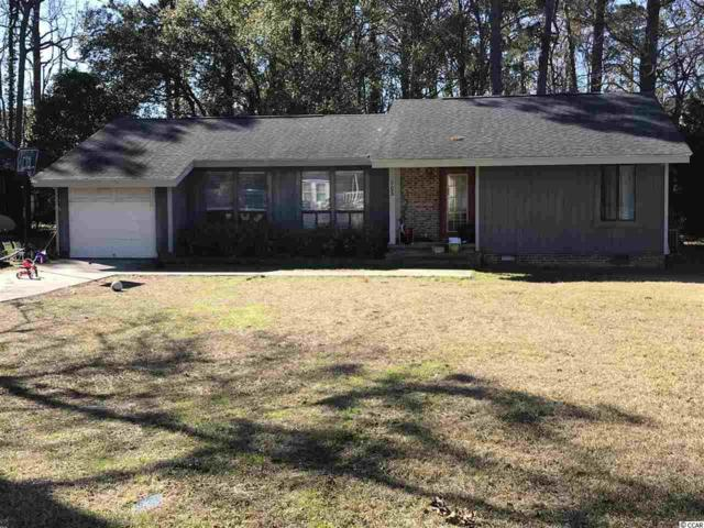 605 63rd Ave. N, Myrtle Beach, SC 29572 (MLS #1901680) :: The Trembley Group