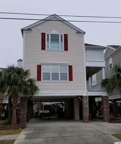422 S 3rd Ave., Surfside Beach, SC 29575 (MLS #1901685) :: The Litchfield Company