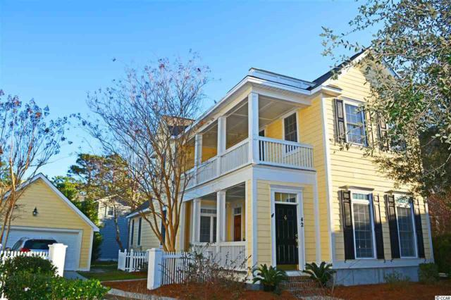 42 Beaufain Ct., Pawleys Island, SC 29585 (MLS #1901704) :: Jerry Pinkas Real Estate Experts, Inc
