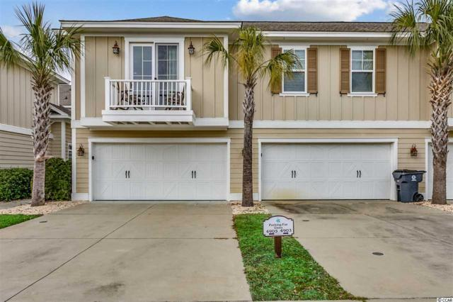 713 Madiera Dr. 1-105, North Myrtle Beach, SC 29582 (MLS #1901724) :: The Hoffman Group